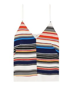 Edun | Striped Silk Camisole