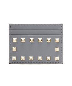 Valentino | Rockstud Leather Card Holder