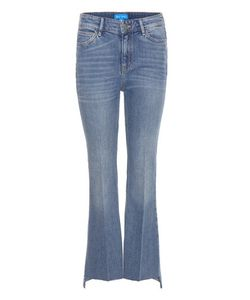 M.i.h Jeans | The Stevie Cropped Flared Jeans