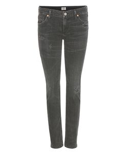 Citizens of Humanity | Racer Low-Rise Skinny Jeans