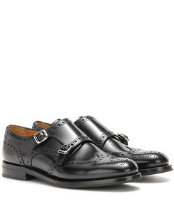 Church's | Lana Leather Monk Shoes