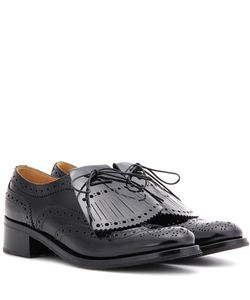 Church's | Costance Fringed Leather Derby Shoes