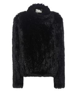 Meteo By Yves Salomon | Knitted Fur Jacket