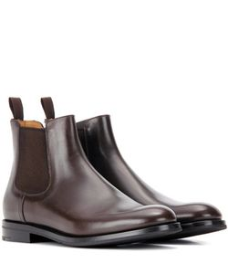 Church's | Monmouth Leather Ankle Boots