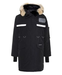 Canada Goose | Resolute Parka Fur-Trimmed Down Coat