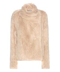 Meteo By Yves Salomon | Knitted Fur Jacket