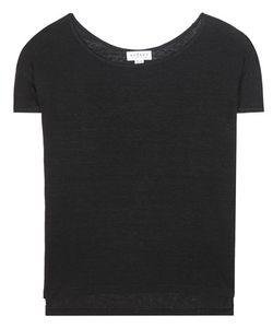 Velvet | Addie Linen T-Shirt