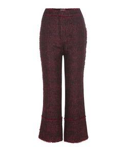 Erdem   Verity Wool-Blend Trousers