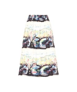 Burberry | Kinsale Printed Cotton Skirt