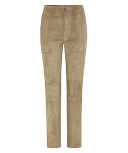 Stouls | Tommy Suede Trousers
