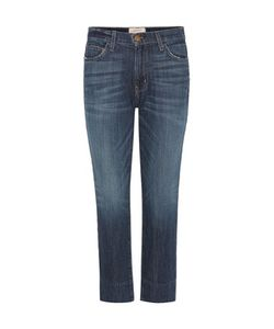 Current/Elliott | The Cropped Mamacita Denim Jeans