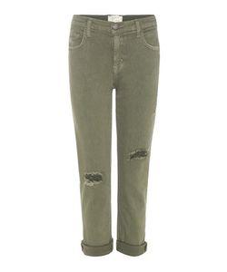 Current/Elliott | The Fling Distressed Jeans