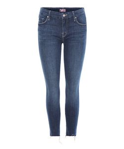 Mother | The Looker Ankle Fray Jeans