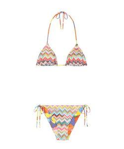 Missoni Mare   Reversible Crochet-Knit Bikini Set