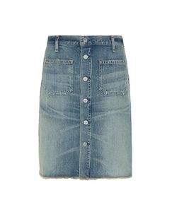Citizens of Humanity | Greenpoint Denim Skirt