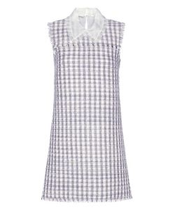 Miu Miu | Wool-Blend Tweed Dress