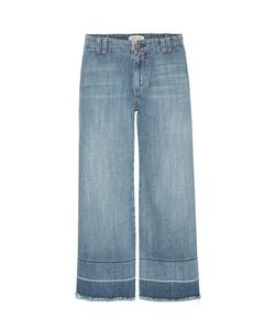 Current/Elliott | The Cropped Hampden Jeans