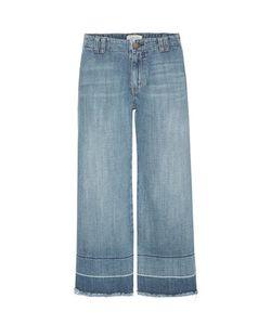 Current/Elliott | The Cropped Hampden Jeans