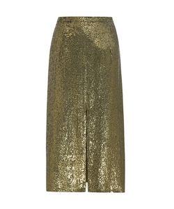 Nina Ricci | Sequinned Silk Skirt