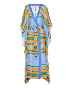 Diane von Furstenberg | Linen-Blend Wrap Dress