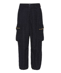 Undercover | Cotton-Blend Wide-Leg Trousers