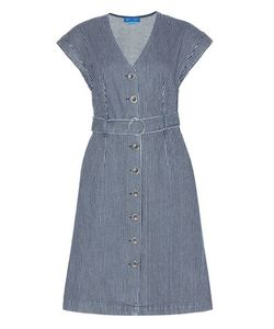 M.i.h Jeans | Tucson Striped Cotton Dress