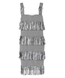 Prism | Nevis Fringed Cotton Dress