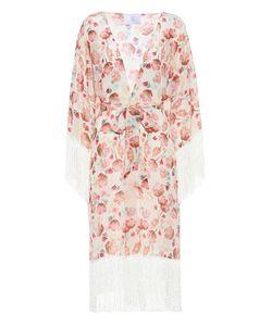 Athena Procopiou   Fringed Silk Jacket
