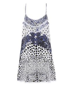 Poupette St Barth | Printed Silk Dress