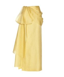 Rosie Assoulin | Hustle Bustle Jacquard Silk And Cotton-Blend Maxi Skirt