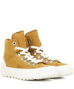 Converse | Chuck Taylor All Star Street Hiker Suede Sneakers