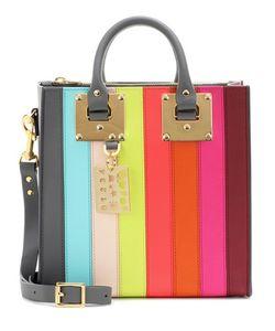 Sophie Hulme | Albion Square Rainbow Leather Shoulder Bag
