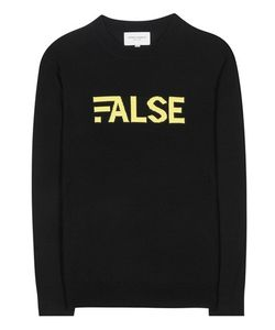 Public School | False Wool-Blend Sweater