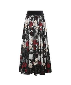 Ganni | Simmons Embroide Tulle Skirt