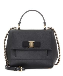 Salvatore Ferragamo | Carrie Leather Shoulder Bag