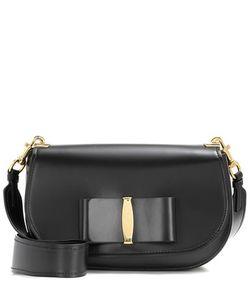 Salvatore Ferragamo | Anna Leather Shoulder Bag