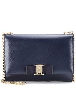 Salvatore Ferragamo | Ginny Small Leather Shoulder Bag