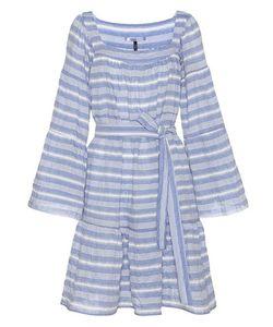 Lisa Marie Fernandez | Striped Cotton Seersucker Dress