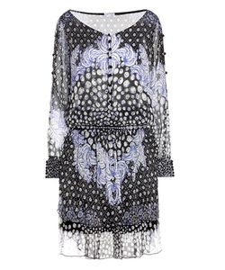 Poupette St Barth | Jolie Printed Silk-Chiffon Dress