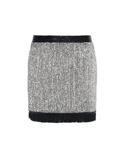 Tom Ford | Embellished Silk Skirt
