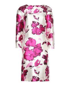 Oscar de la Renta | -Printed Silk Dress