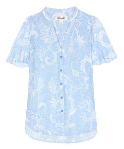 Diane von Furstenberg | Silk Printed Shirt