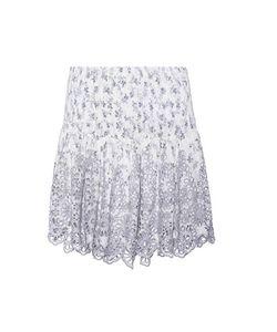 Ganni   Emile Lace Skirt