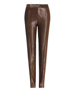 Haider Ackermann   Striped Wool-And-Silk Blend Trousers