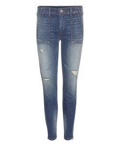 True Religion | Halle Mid-Rise Jeans
