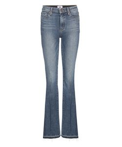 Paige | High Rise Bell Canyon Jeans