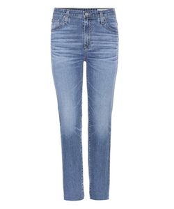 Ag Jeans | Isabelle Cropped Jeans
