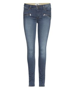 Paige   Jill Zip Ultra-Skinny Jeans