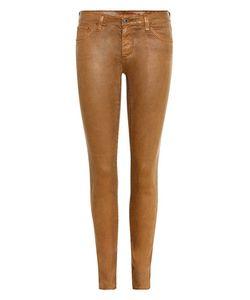 Ag Jeans | Cotton-Blend Leggings