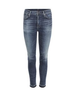 Citizens of Humanity | Rocket Cropped Skinny Jeans